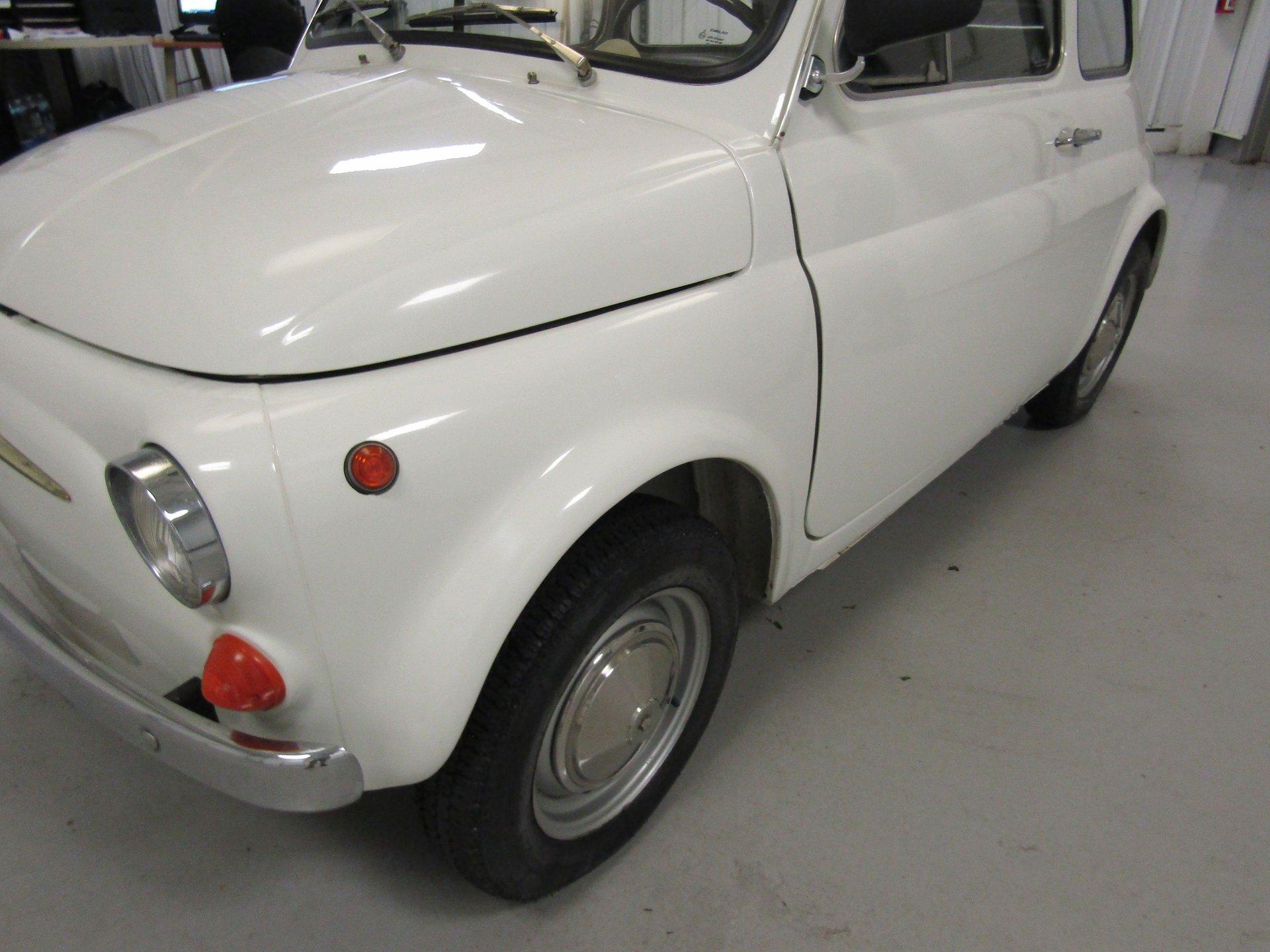 1966 Fiat Nuova 500