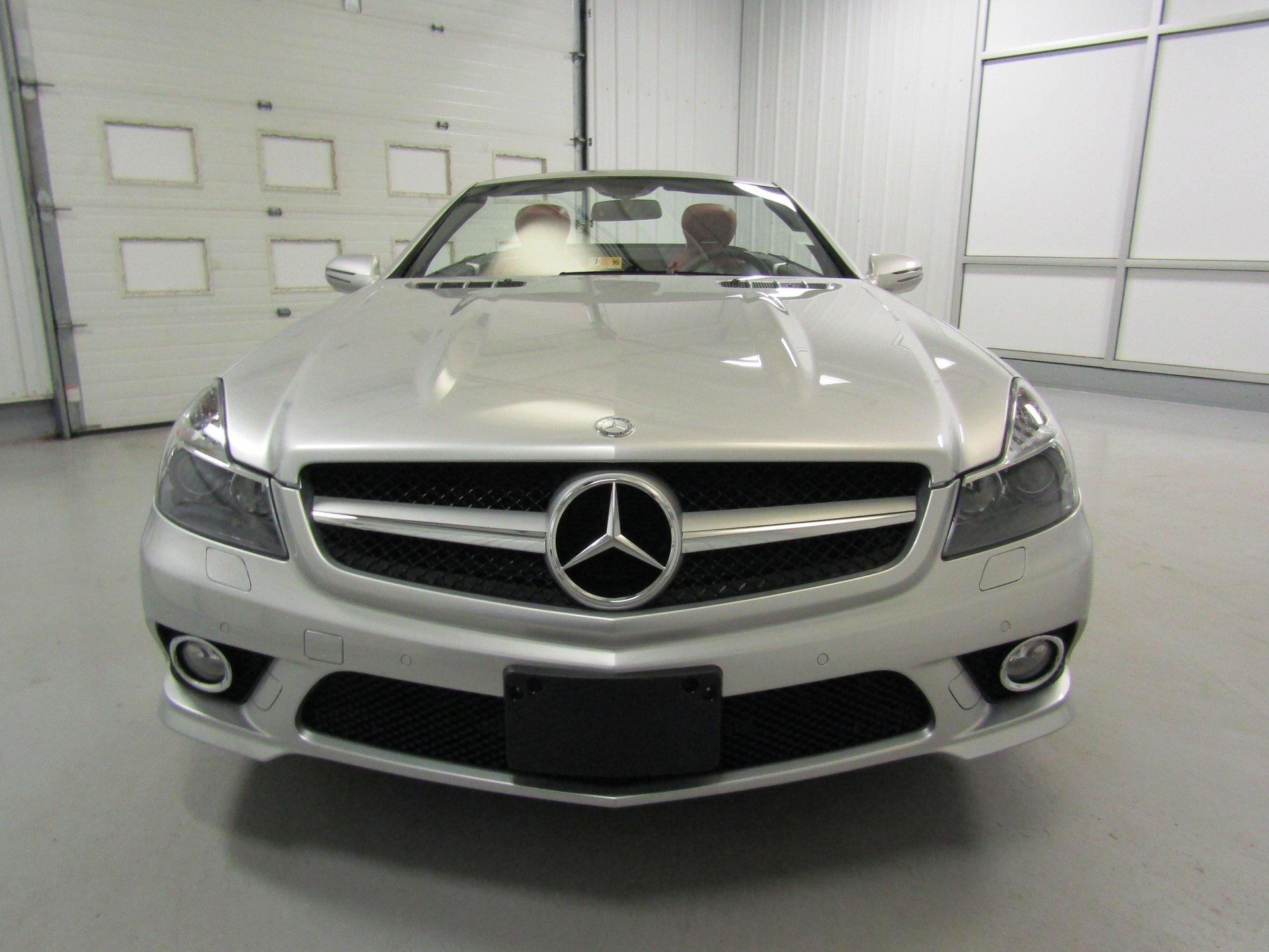 2009 Mercedes-Benz SL-Class