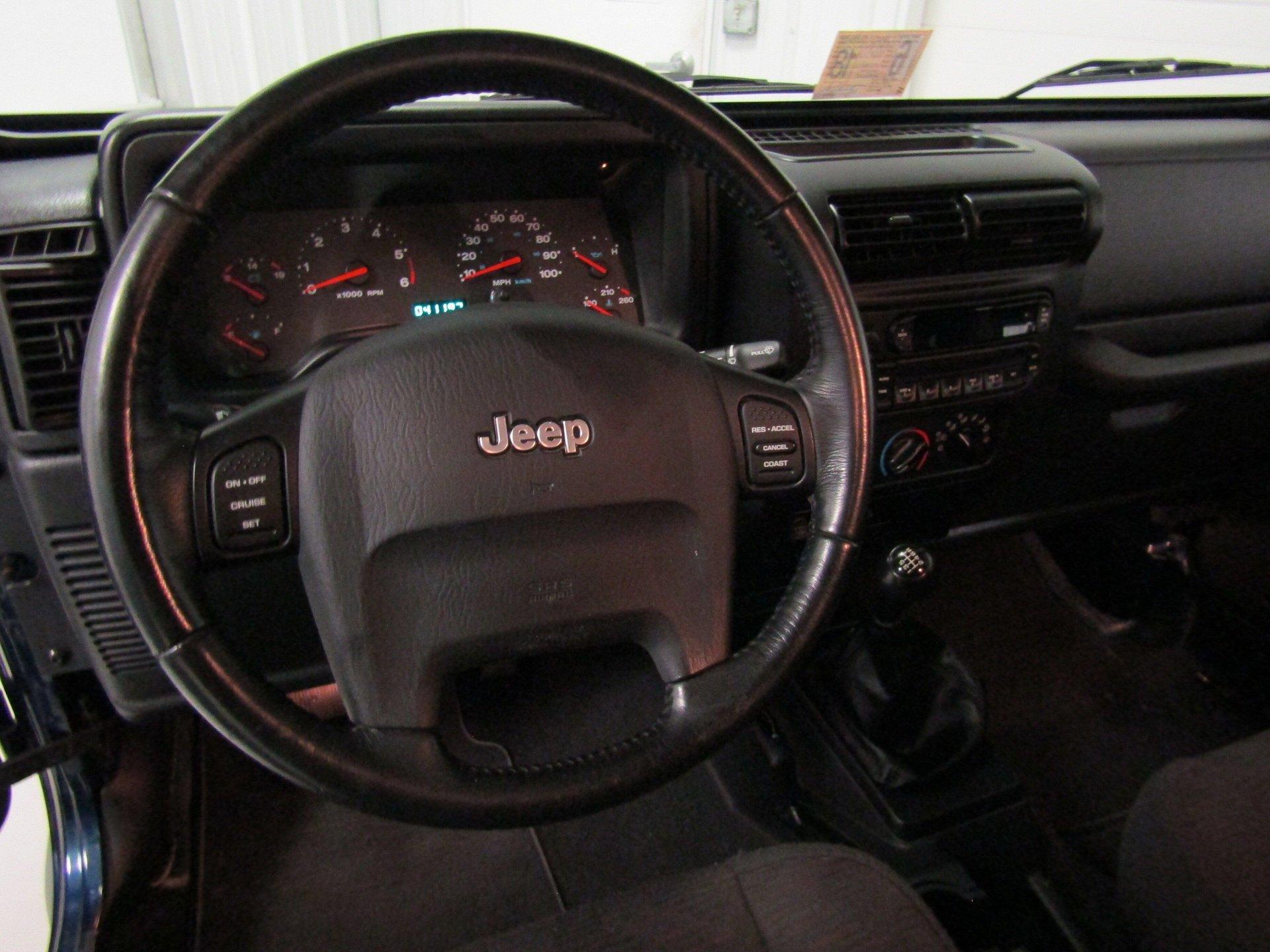 2005 Jeep Wrangler