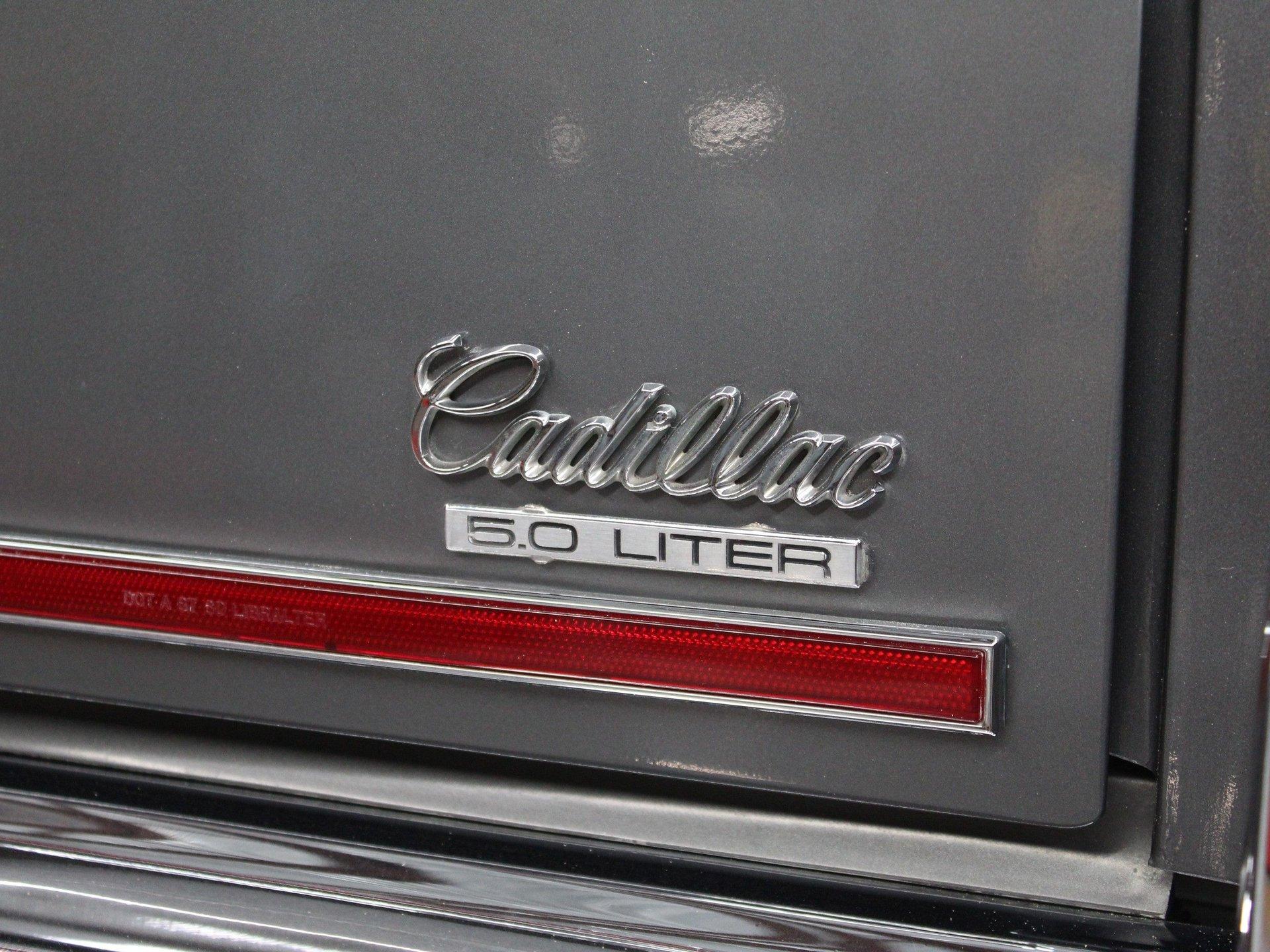 1989 Cadillac Brougham