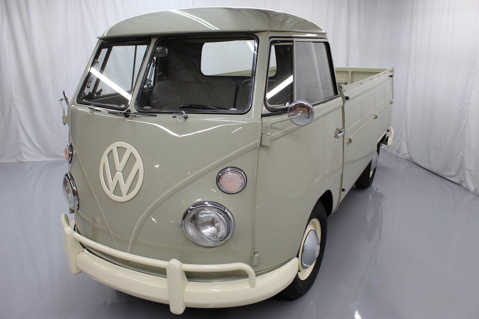1965 Volkswagen Type 26 Single Cab