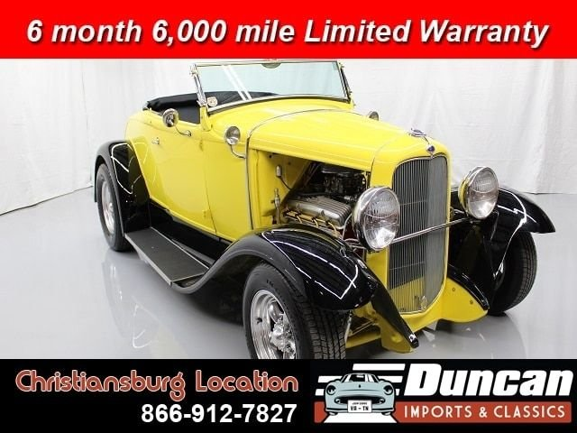 1930 ford model a roadster street rod