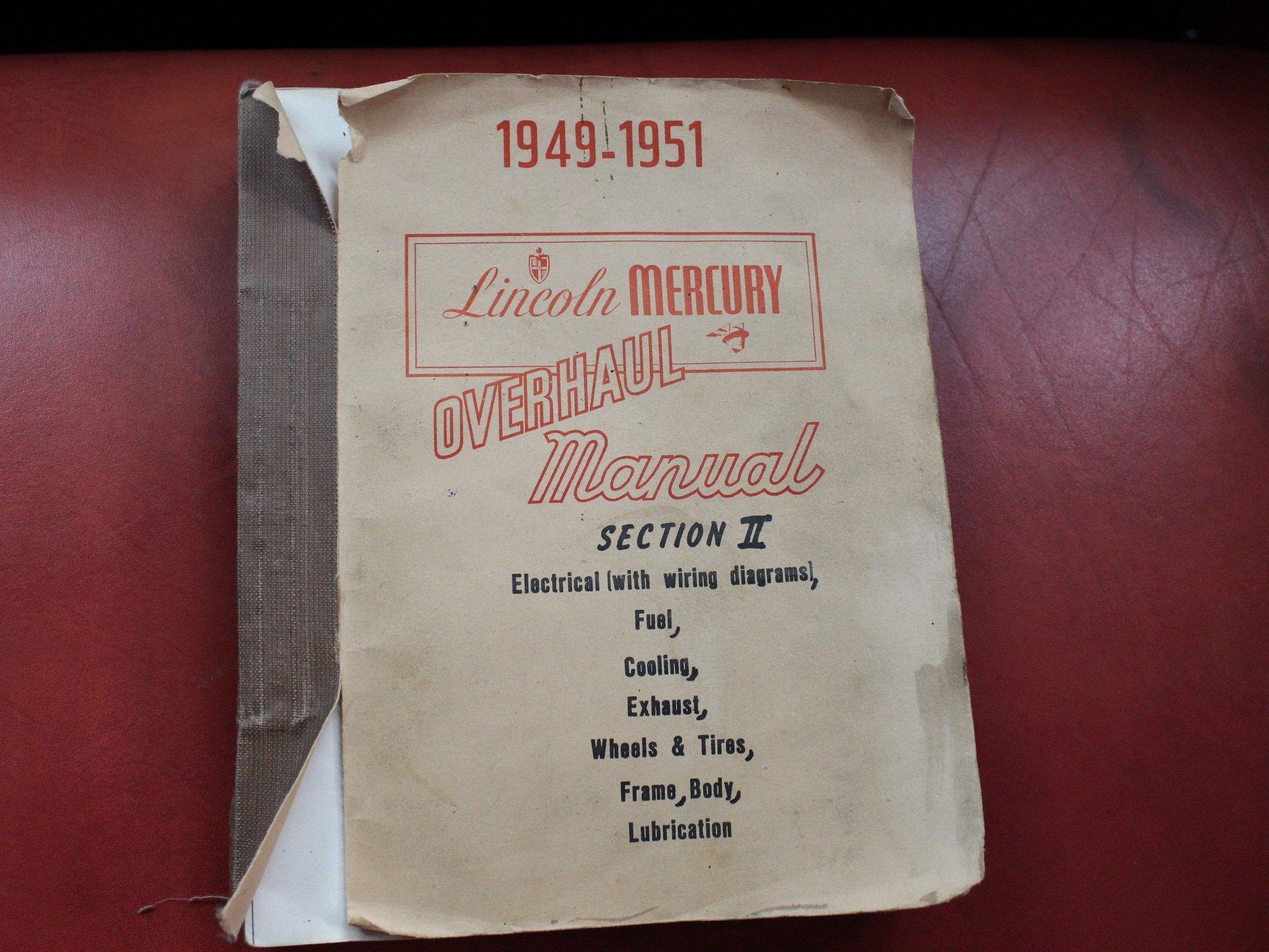 1949 Lincoln Cosmopolitan