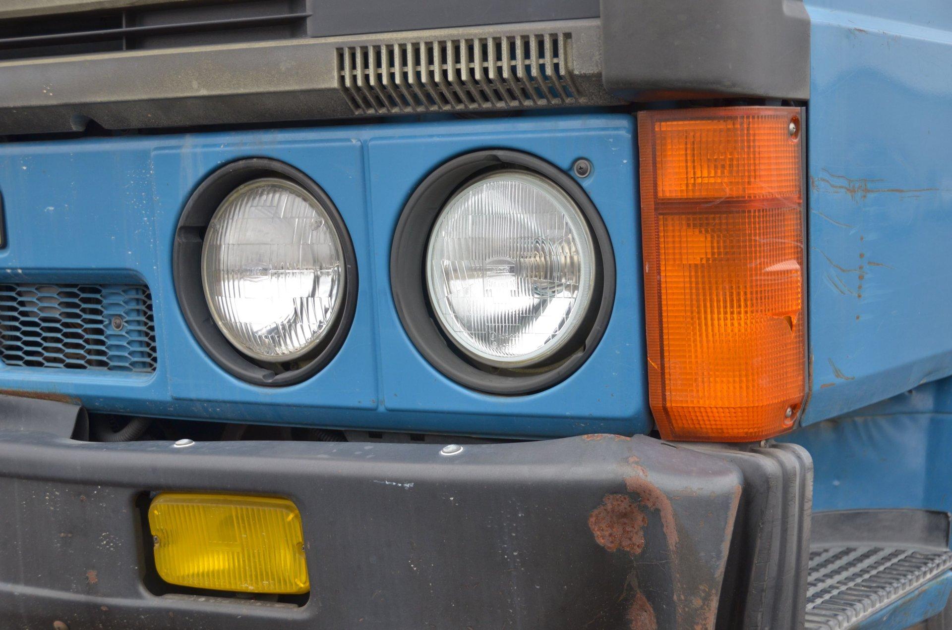 1986 Mazda Titan