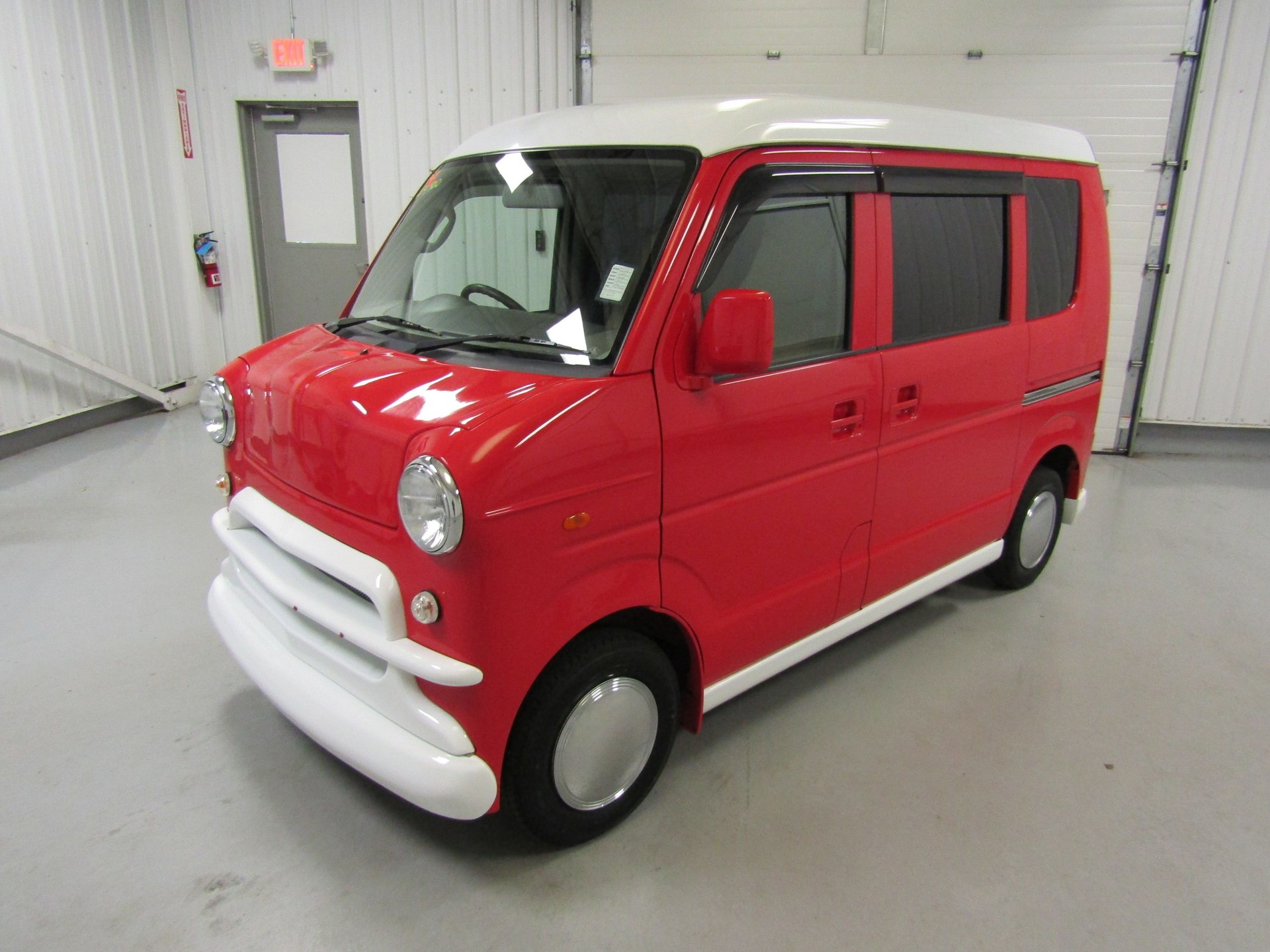 2007 Suzuki Every