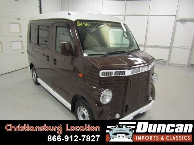 2007 suzuki every van