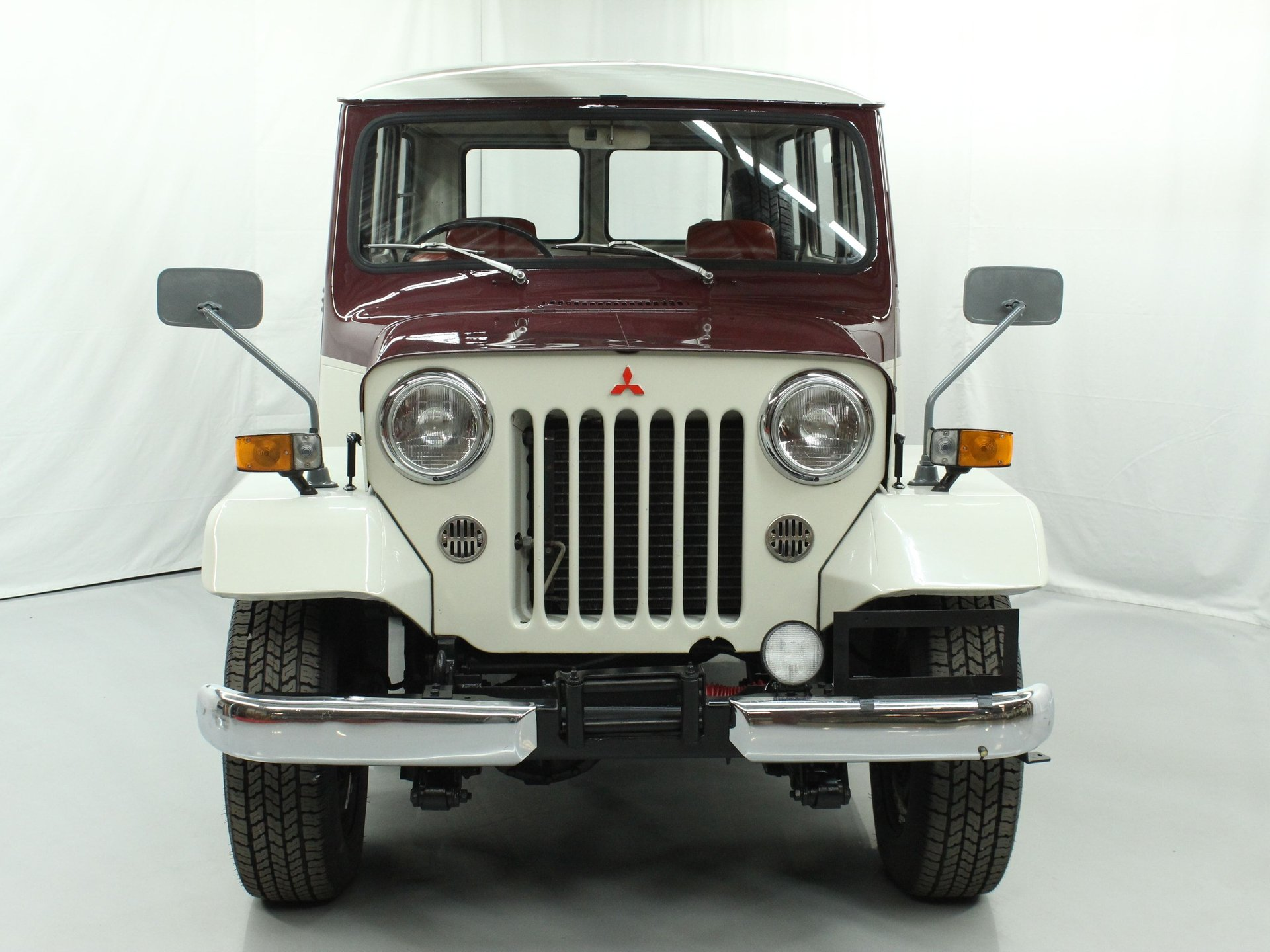 1975 Mitsubishi Jeep