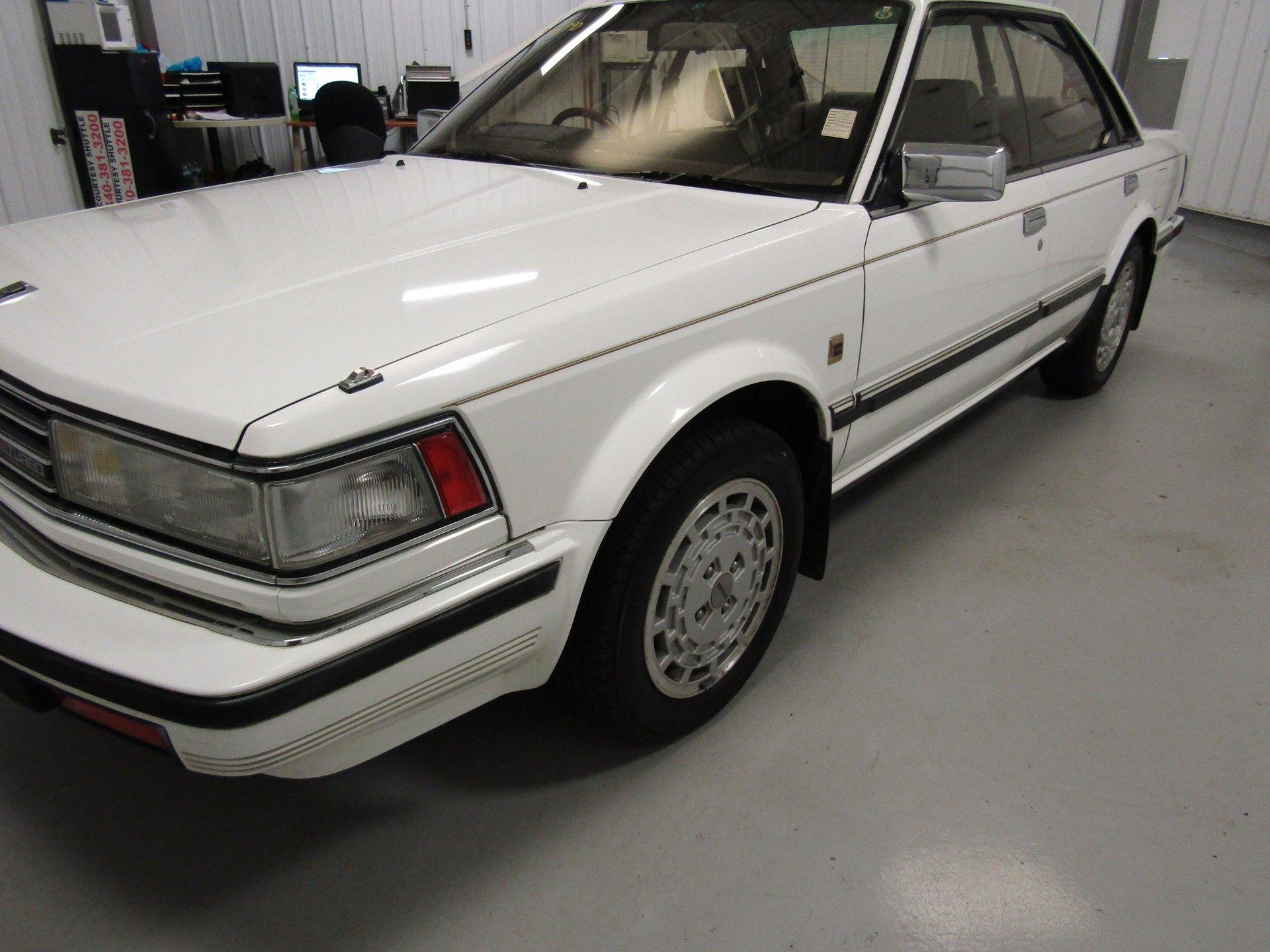 1985 Nissan Bluebird Maxima