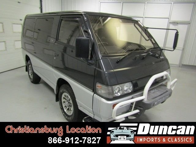 1992 mitsubishi delica exceed star wagon 4wd