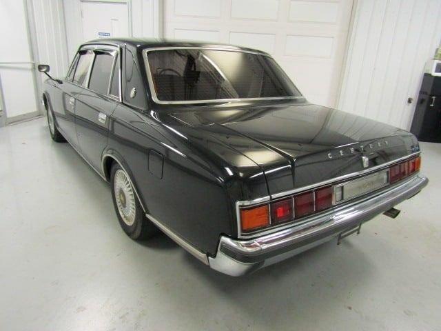1989 Toyota Century