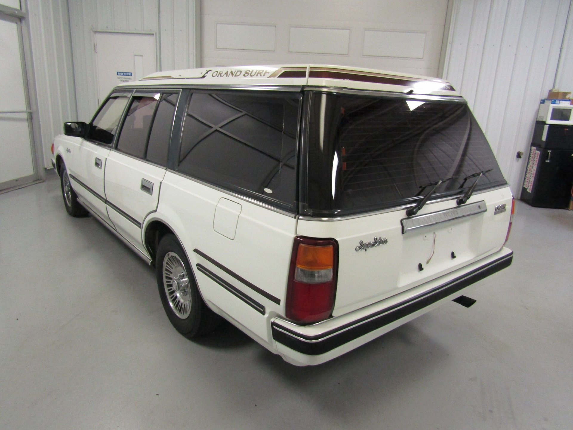 1985 Toyota Crown