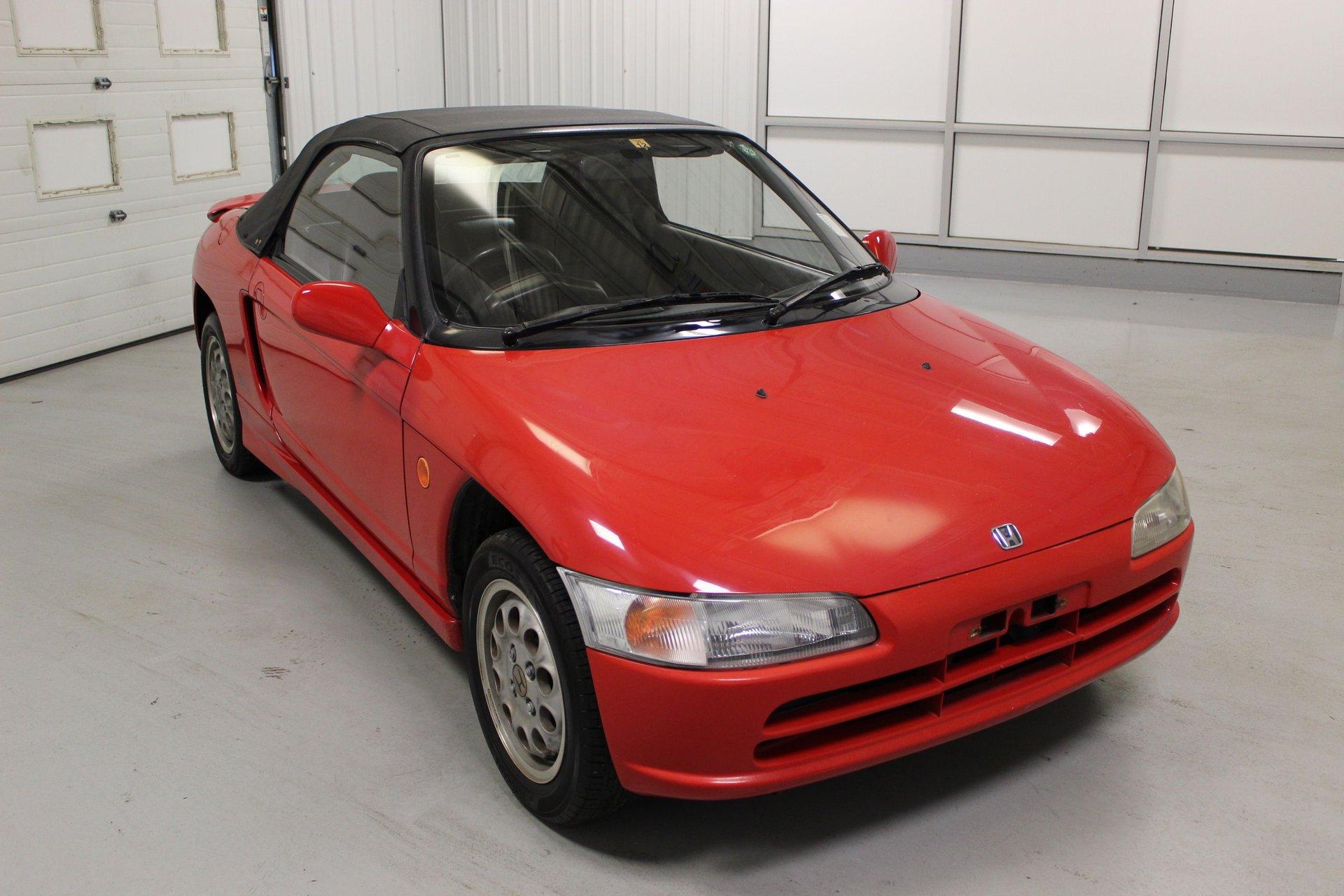 1991 Honda Beat