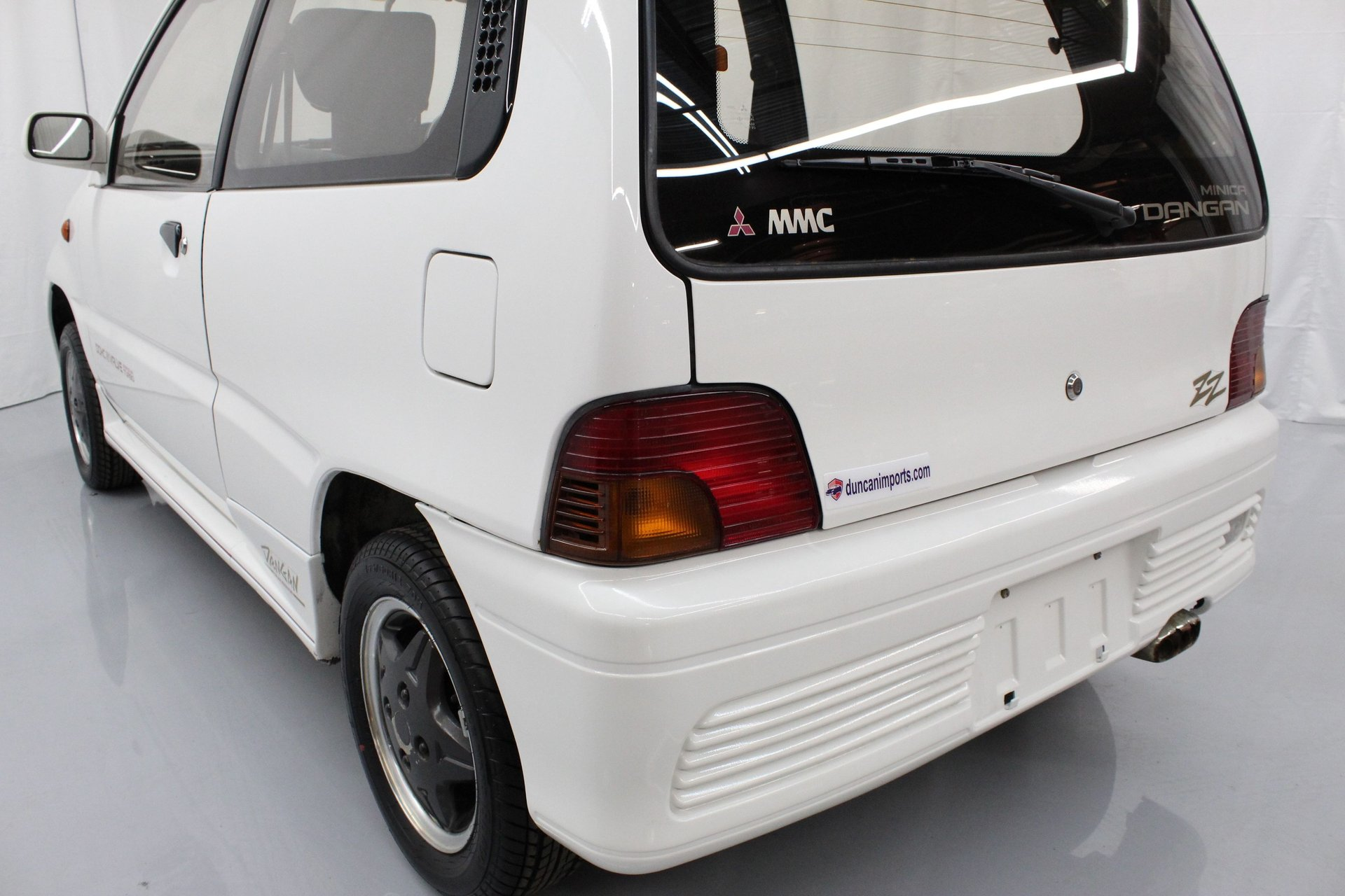 1991 Mitsubishi Minica