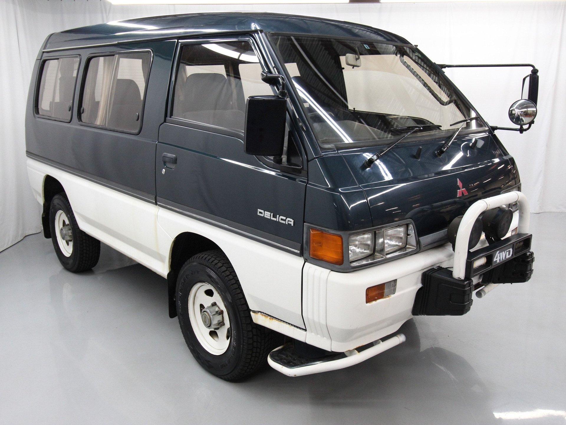 1989 Mitsubishi Delica