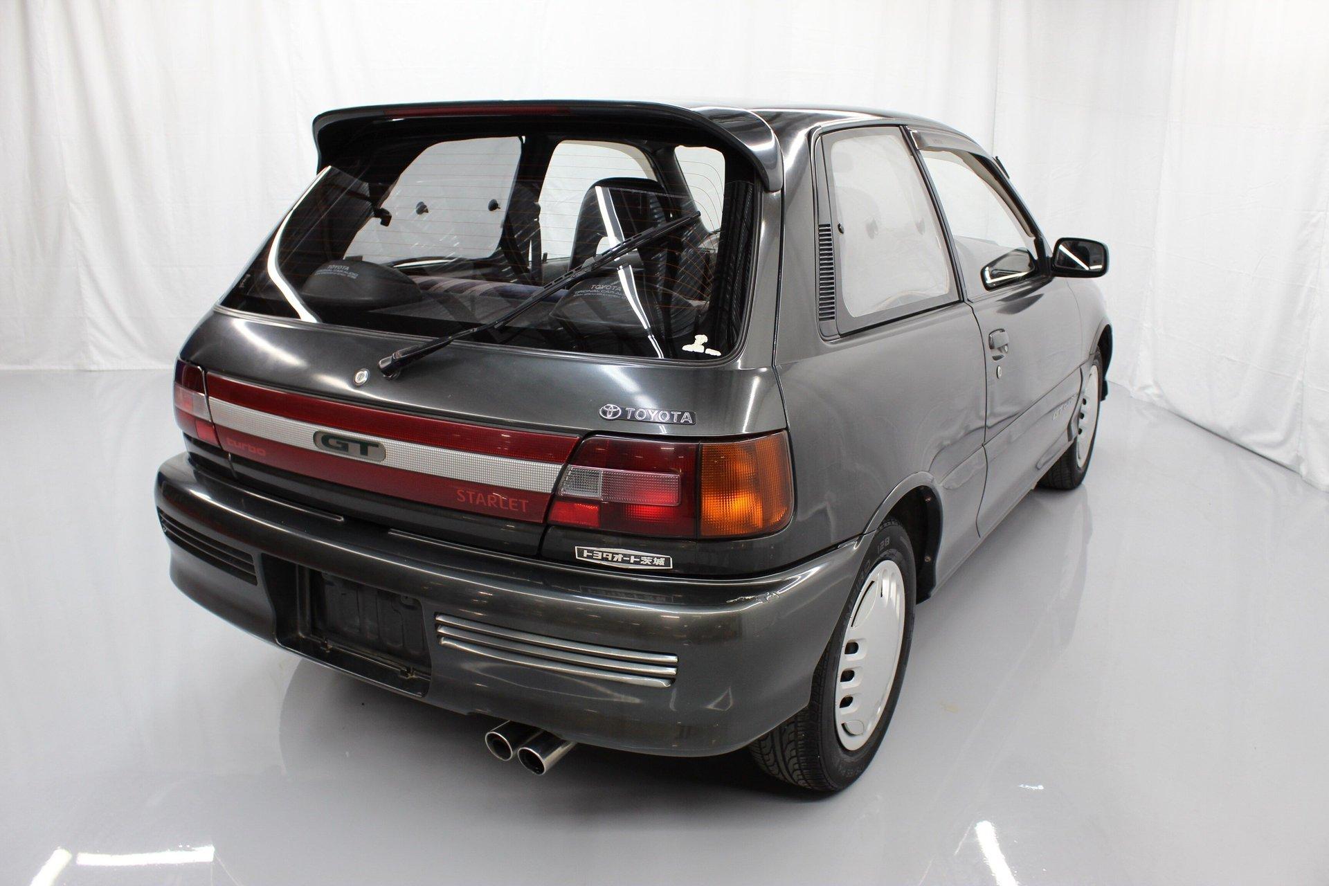 1991 Toyota Starlet