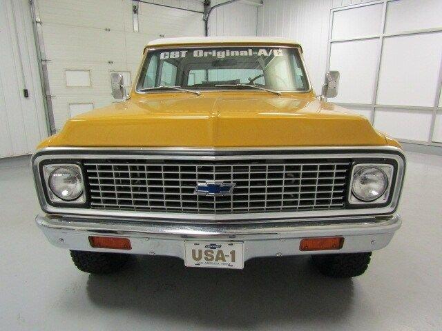 1972 Chevrolet K5 Blazer