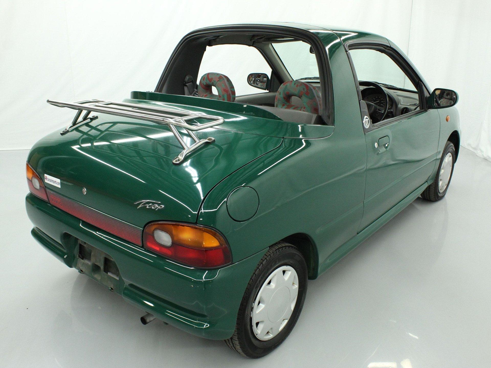 1994 Subaru Vivio