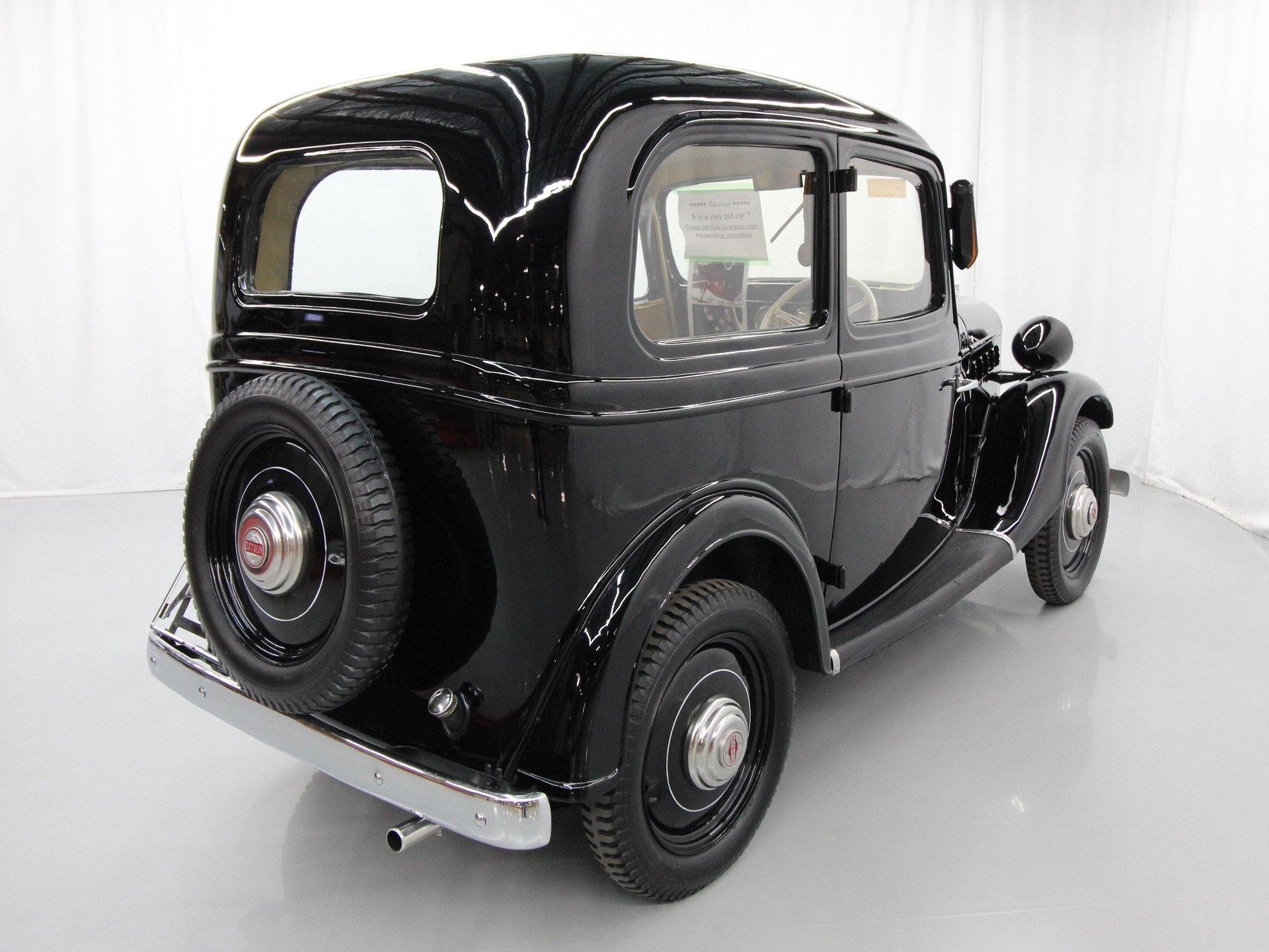 1937 Datsun Type 17
