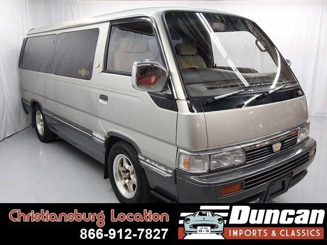 1993 nissan homy wagon