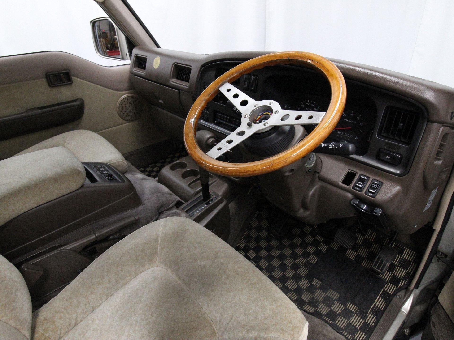 1993 Nissan Homy