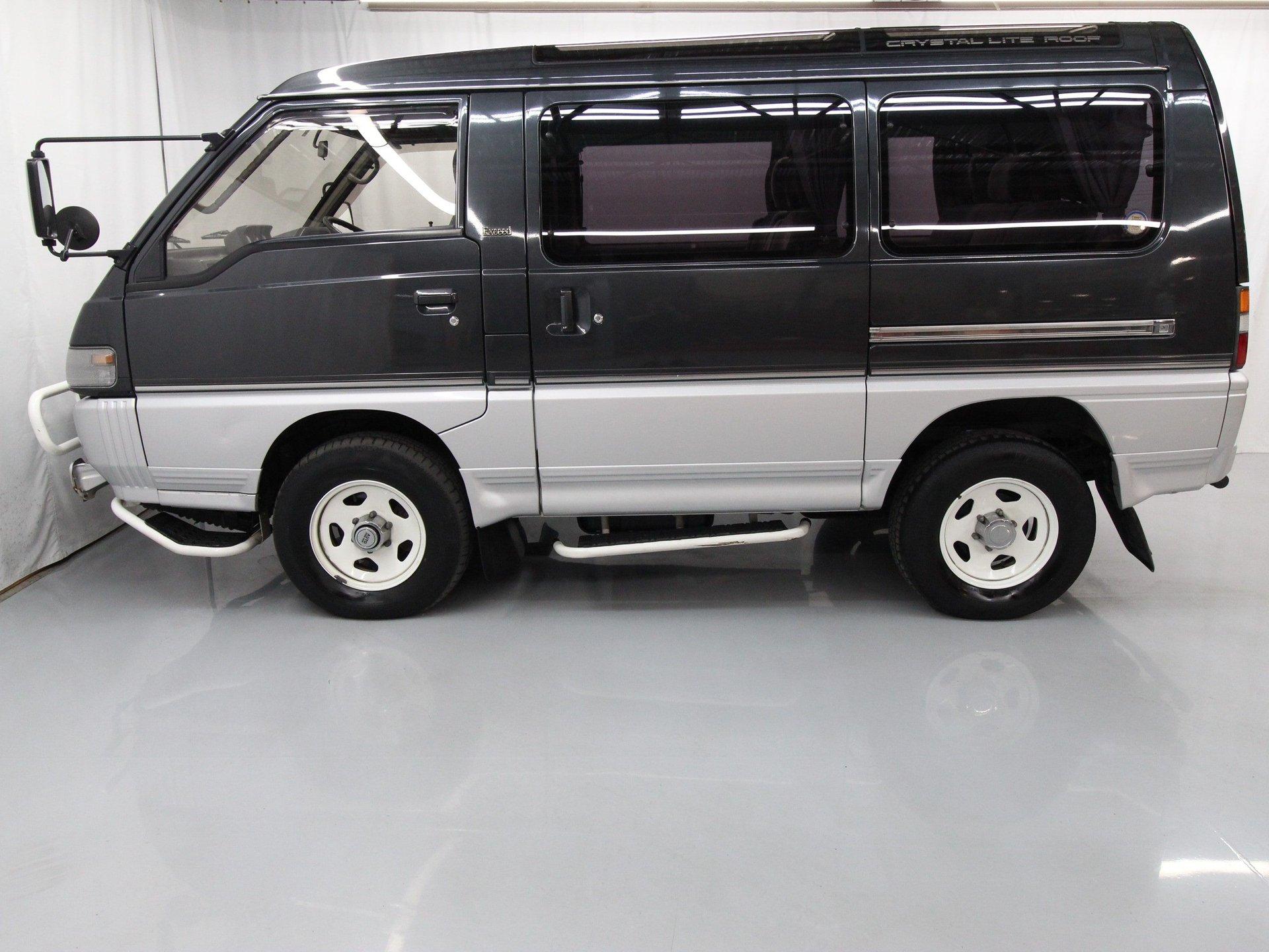 1993 Mitsubishi Delica