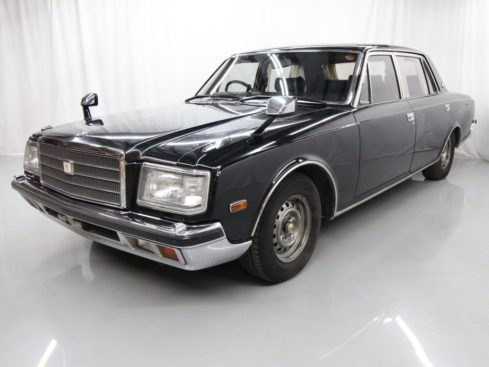 1990 Toyota Century