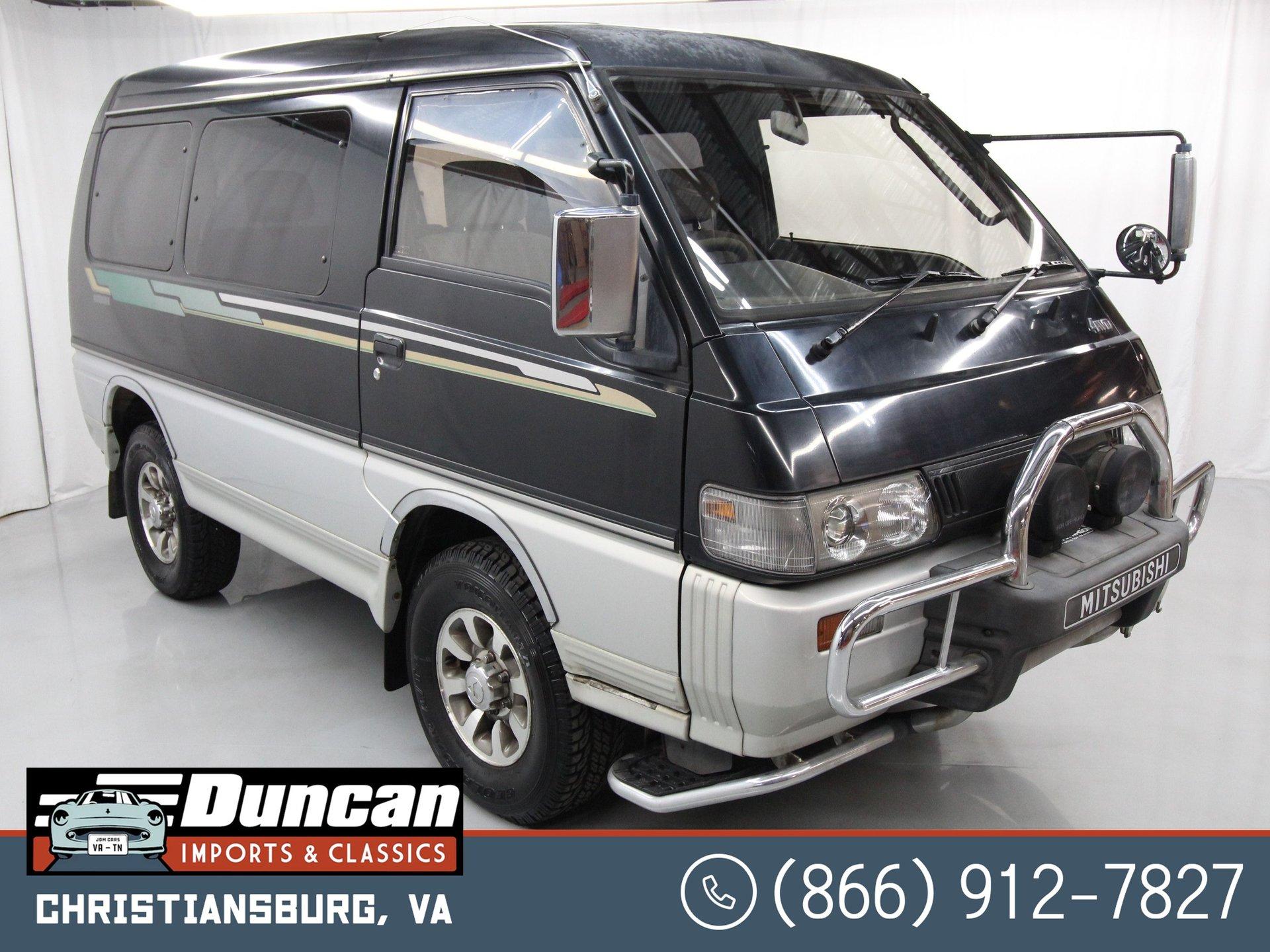 1994 mitsubishi delica star wagon 4wd