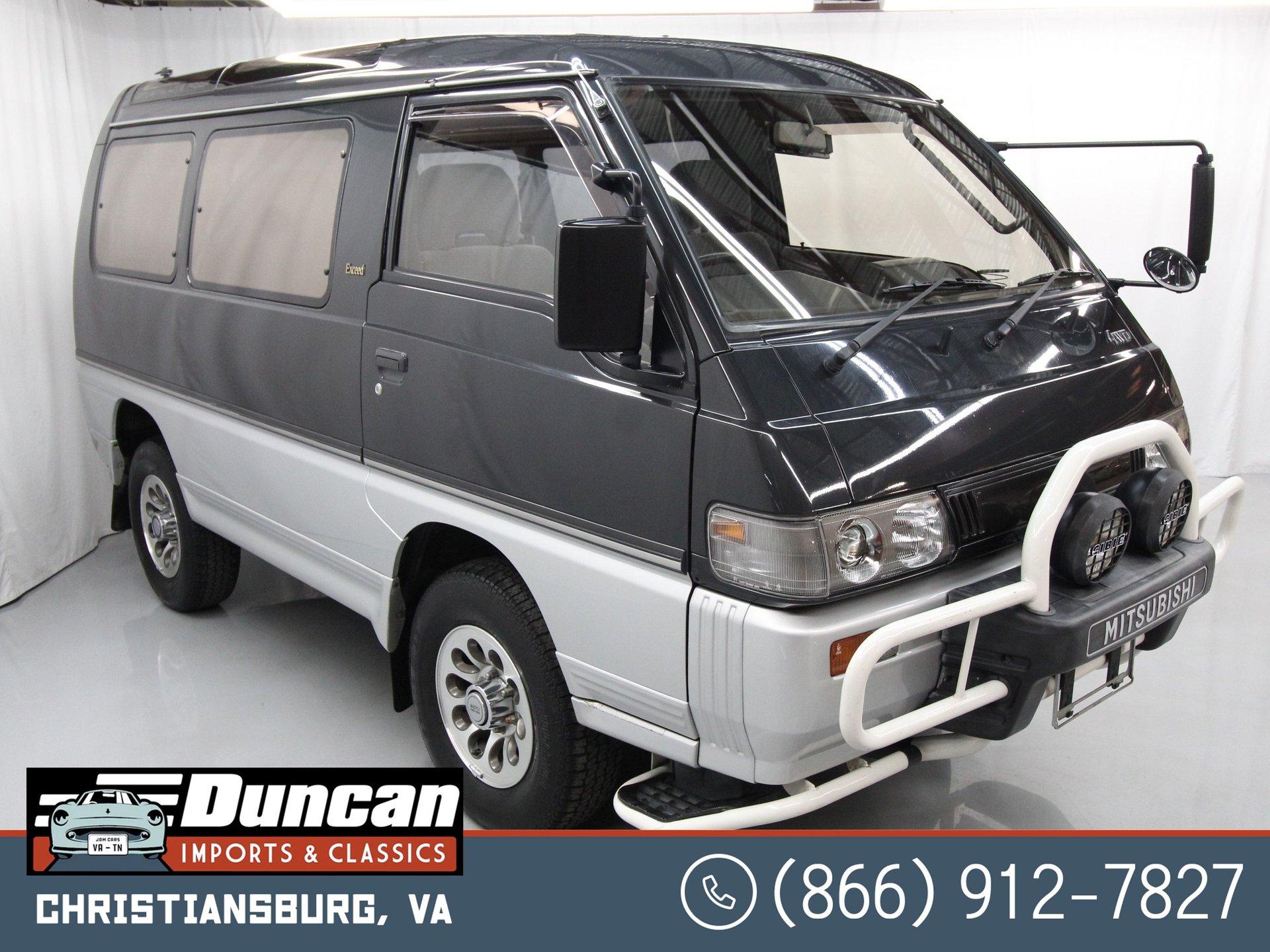 1993 mitsubishi delica exceed 4wd l300