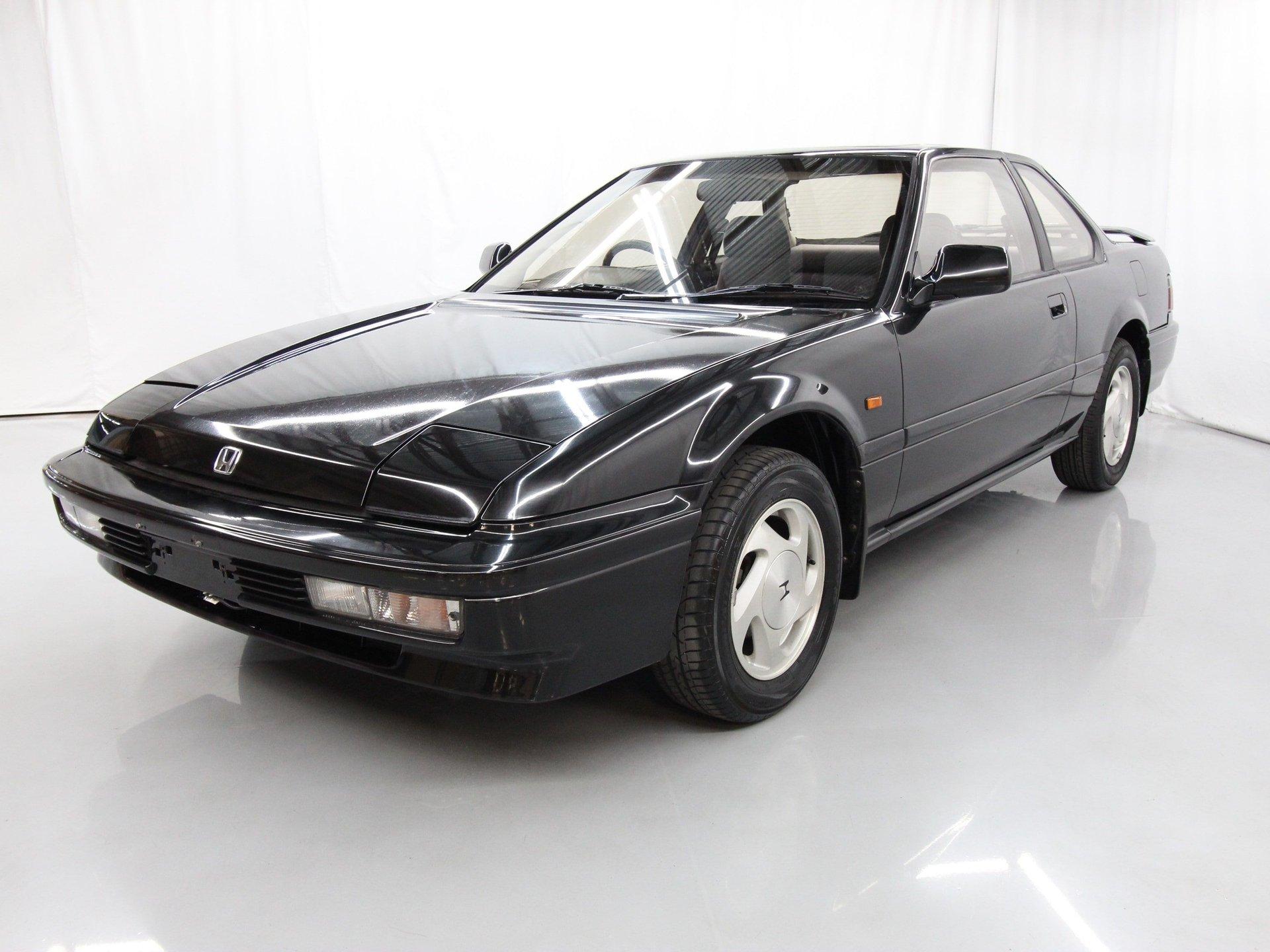 1990 Honda Prelude
