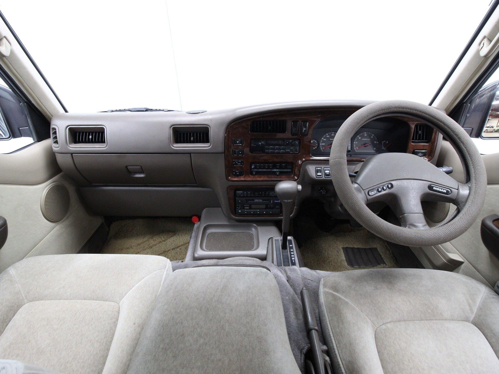 1992 Nissan Homy