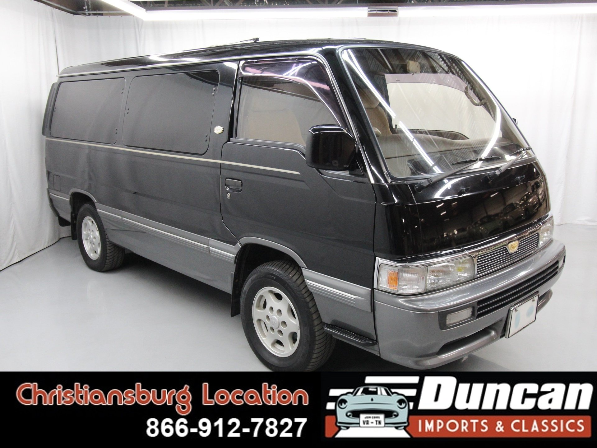 1994 nissan caravan royal