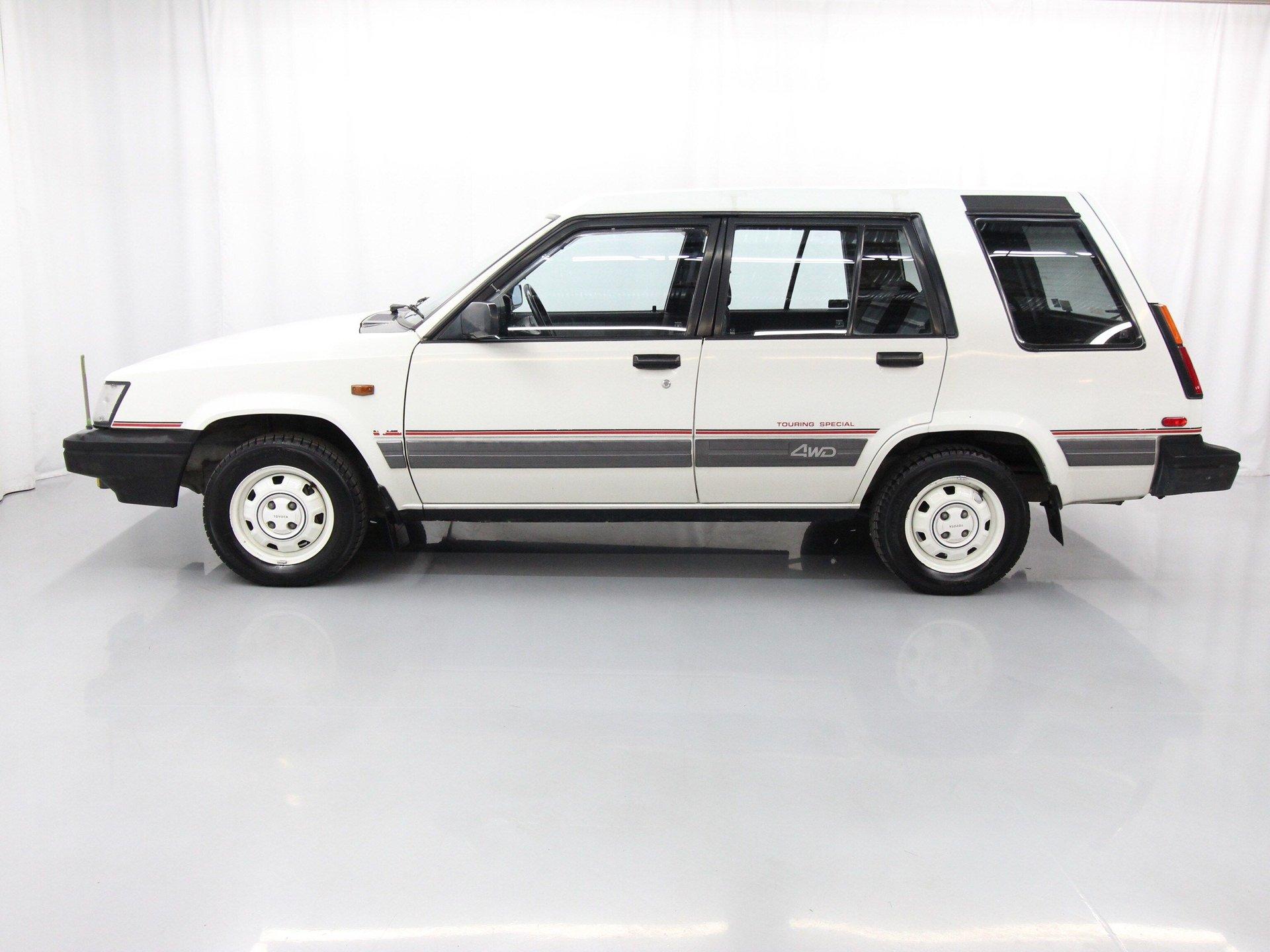 1987 Toyota Sprinter