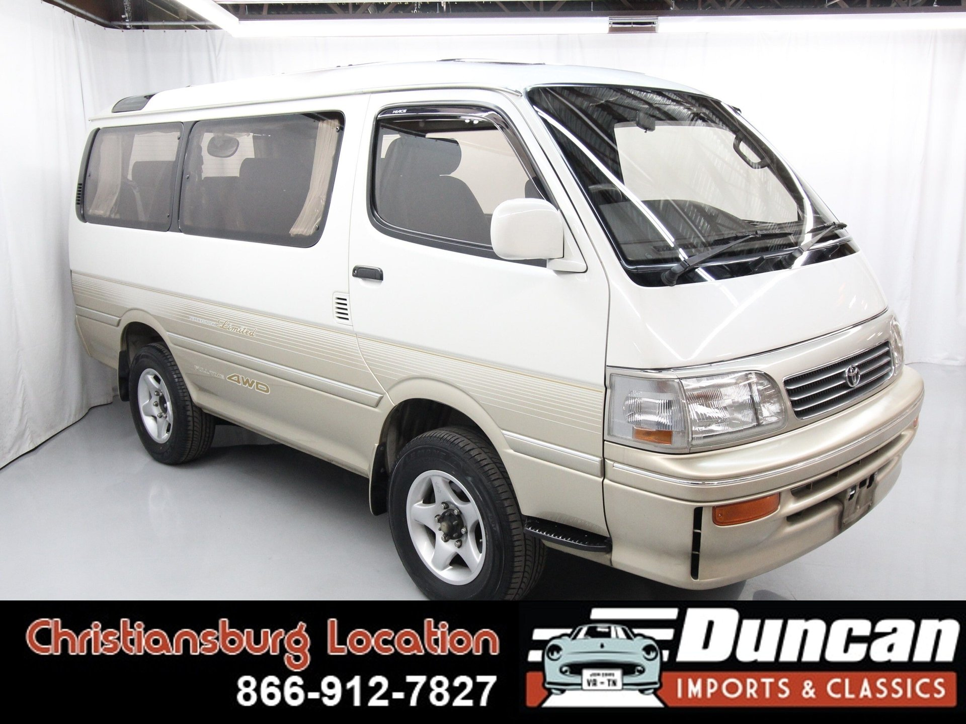 1993 toyota hiace super custom