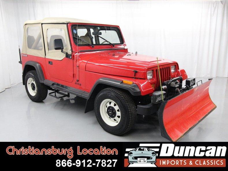 1989 Chrysler Jeep