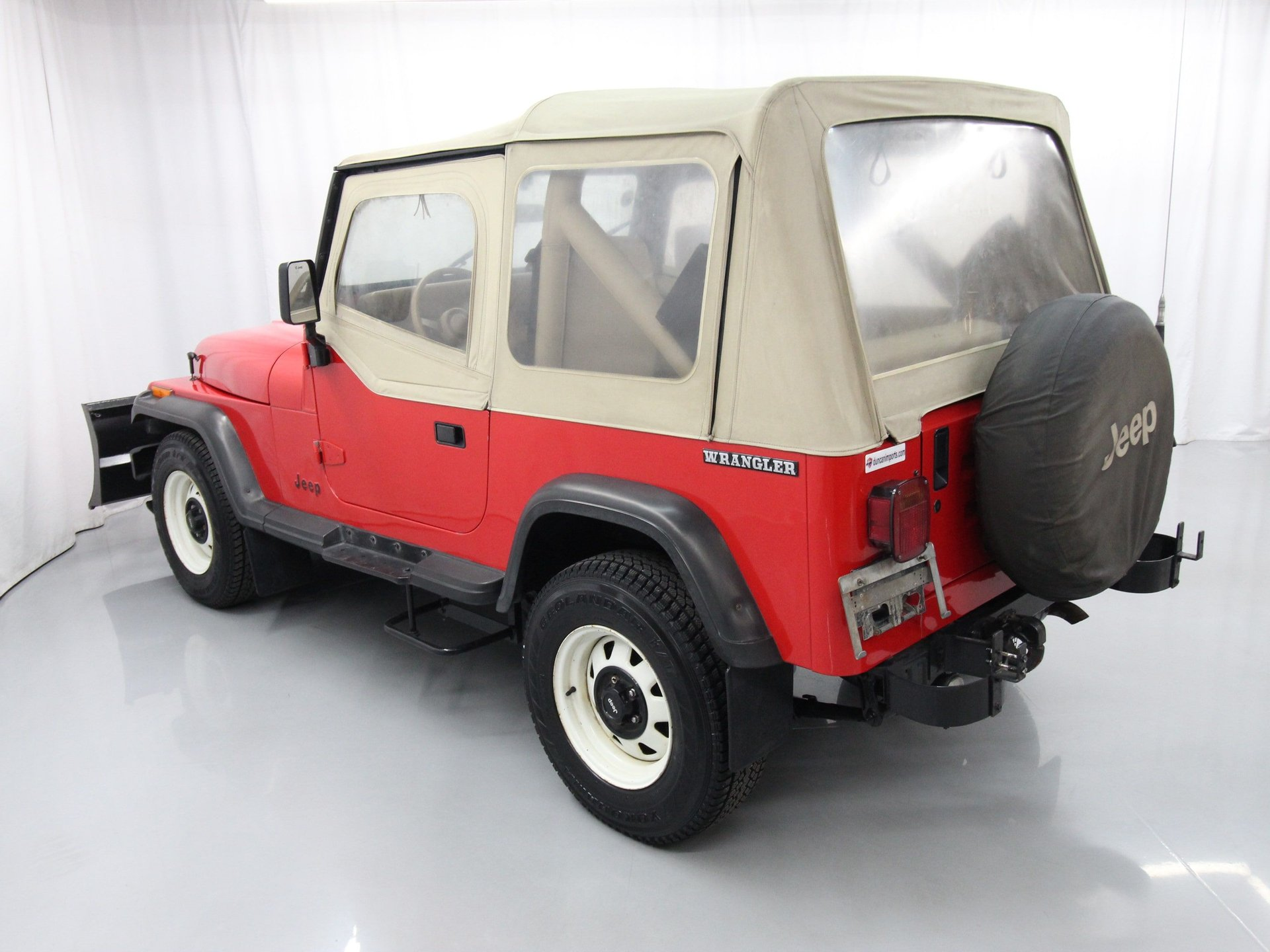 1989 Chrysler Jeep
