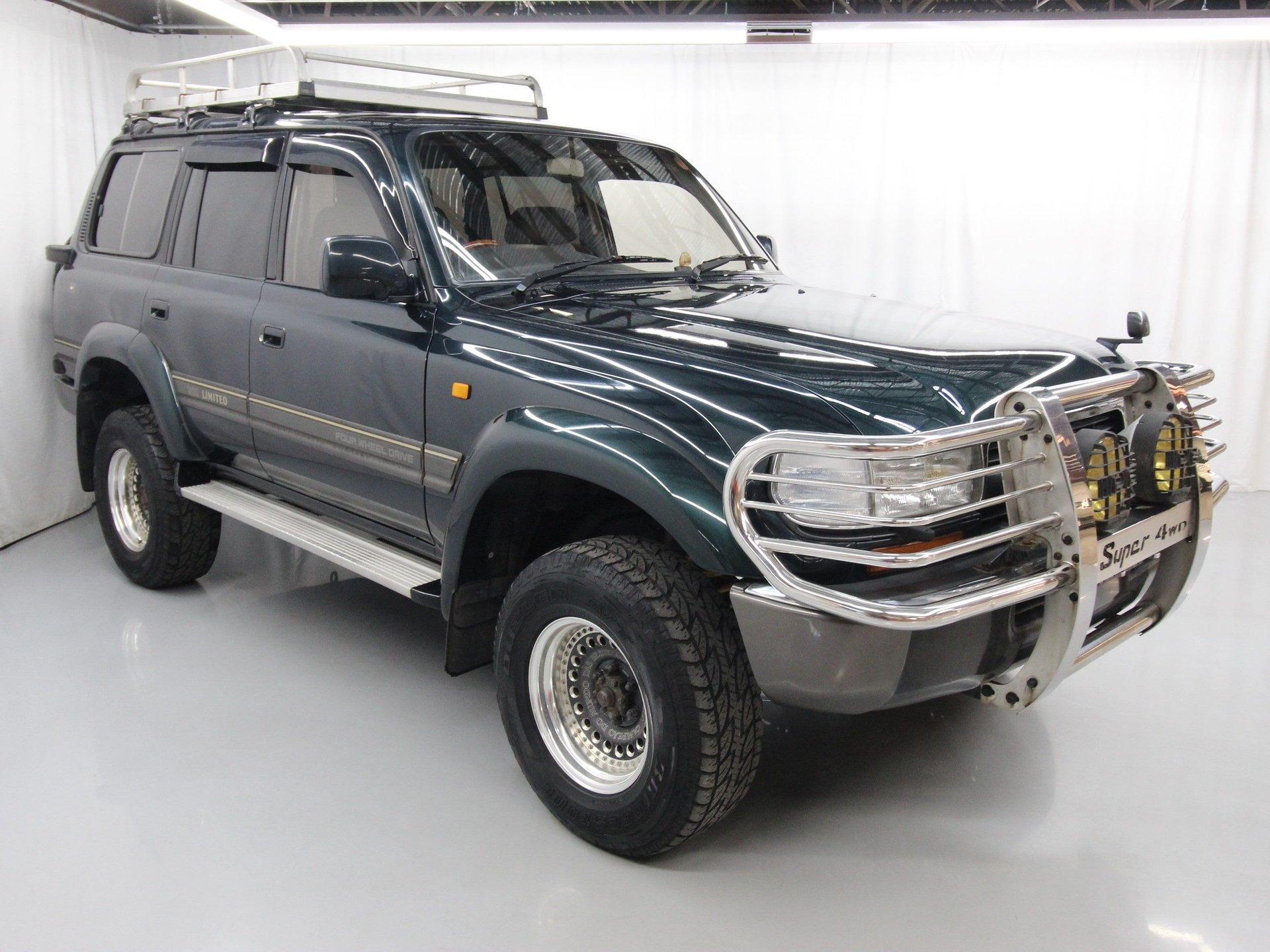1993 Toyota Land Cruiser