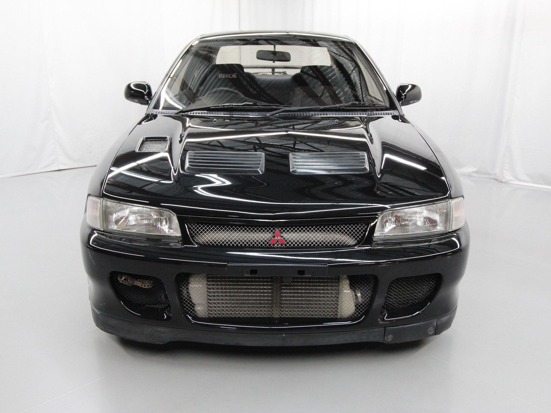 1993 Mitsubishi Lancer