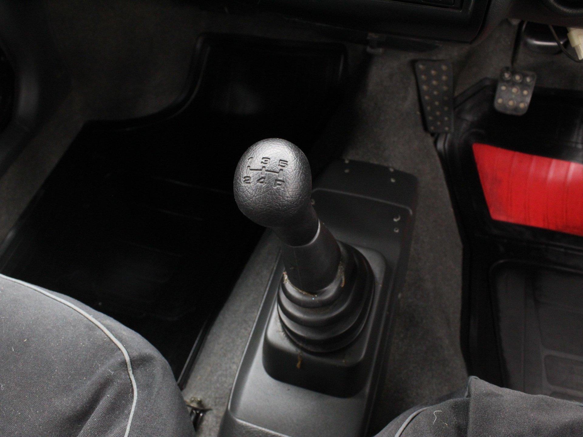 1992 Suzuki Cervo