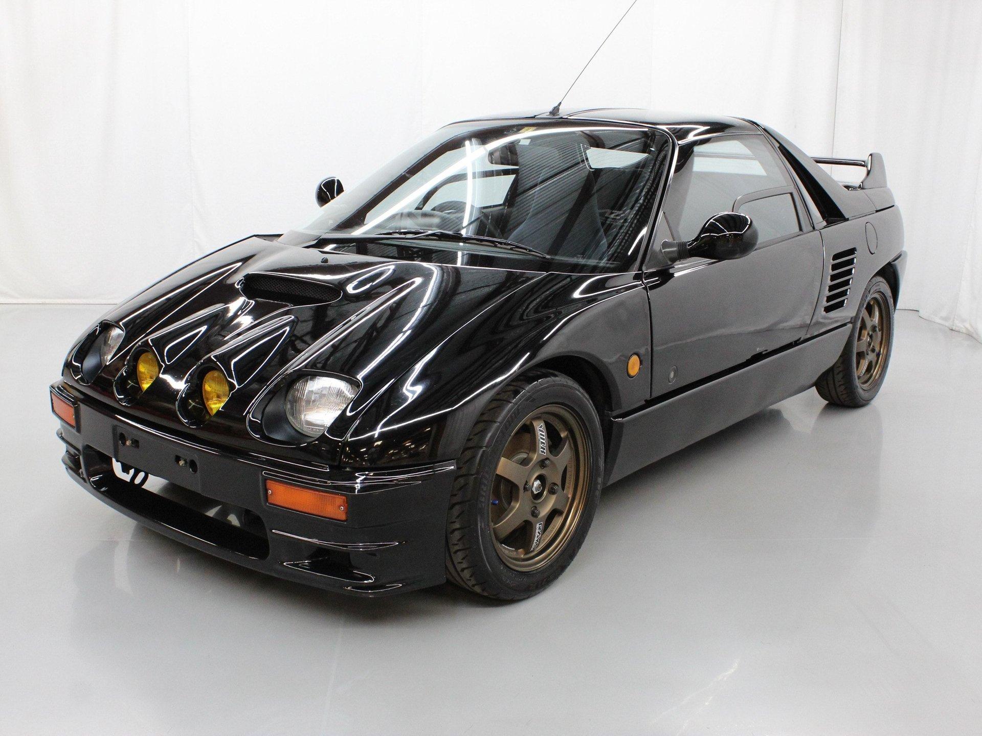 1995 Autozam AZ-1