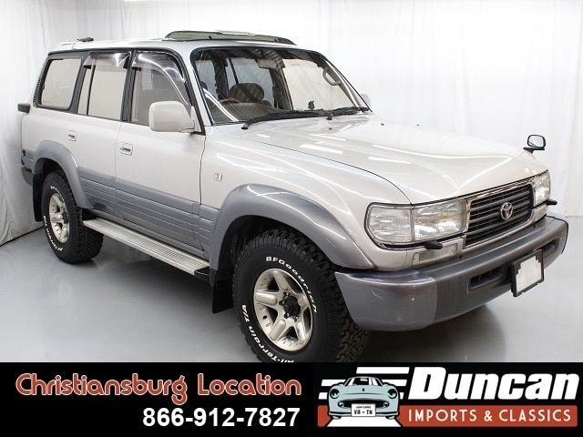 1995 toyota land cruiser vx ltd