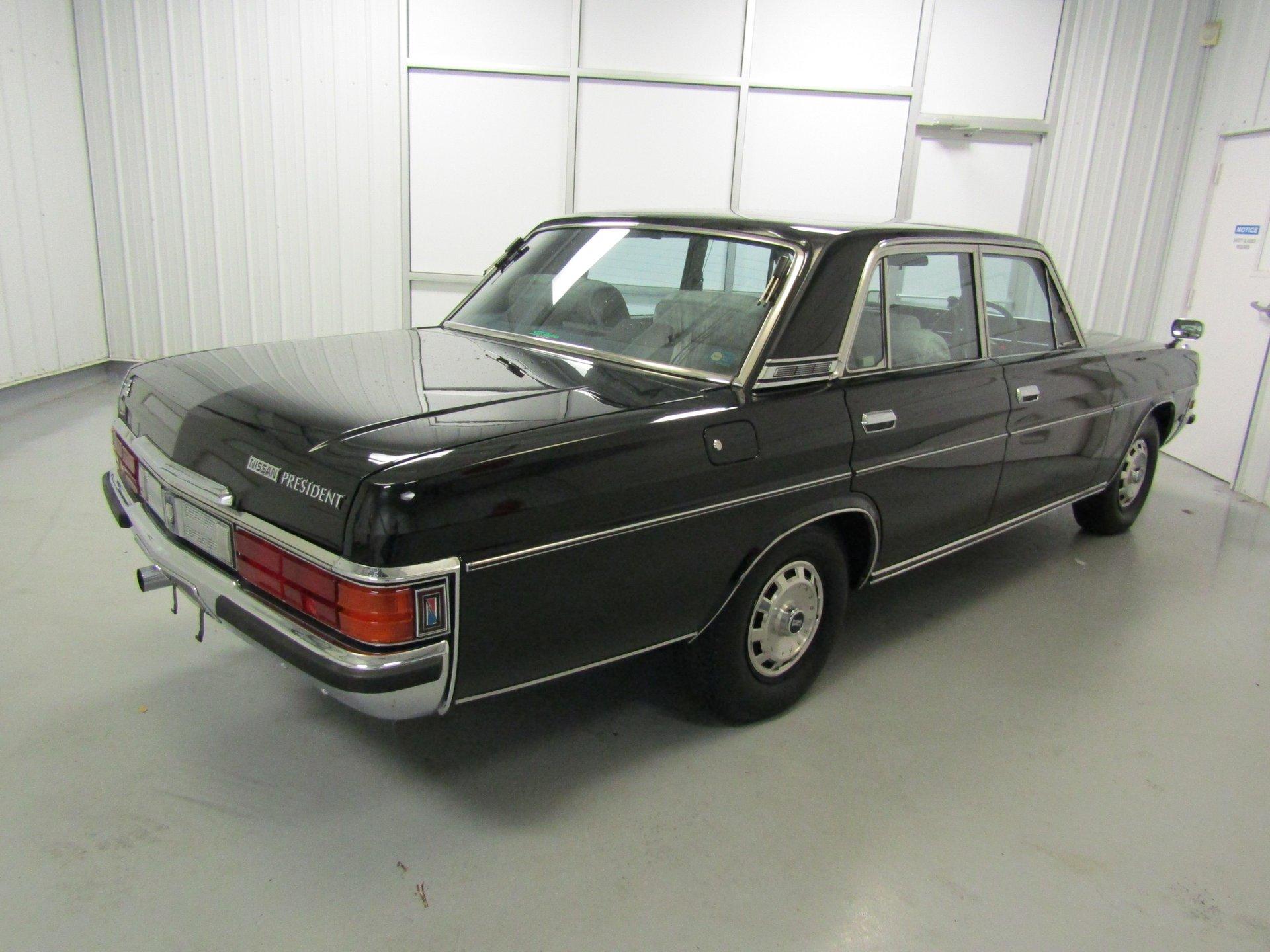 1986 Nissan President