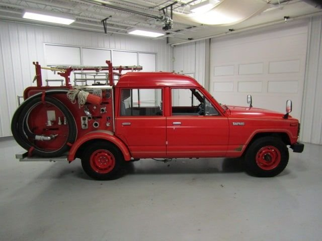 1986 Nissan Safari