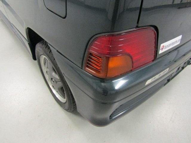 1992 Mitsubishi Minica