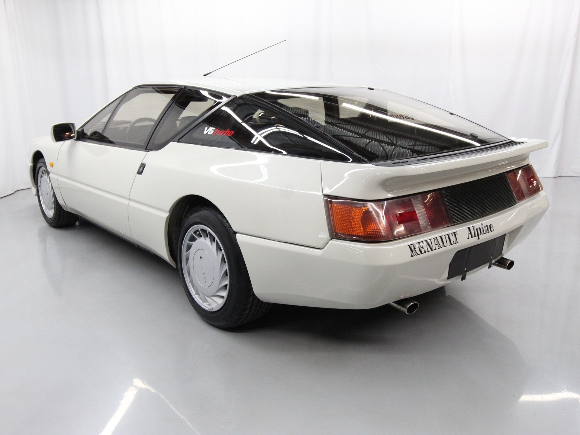 1989 Renault Alpine