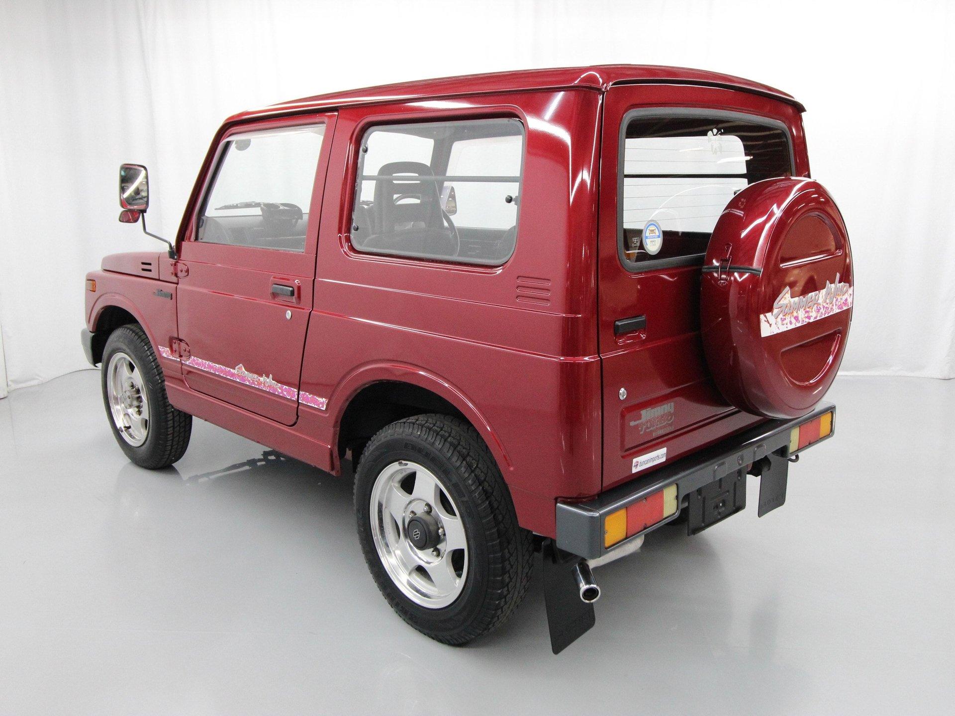 1995 Suzuki Jimny