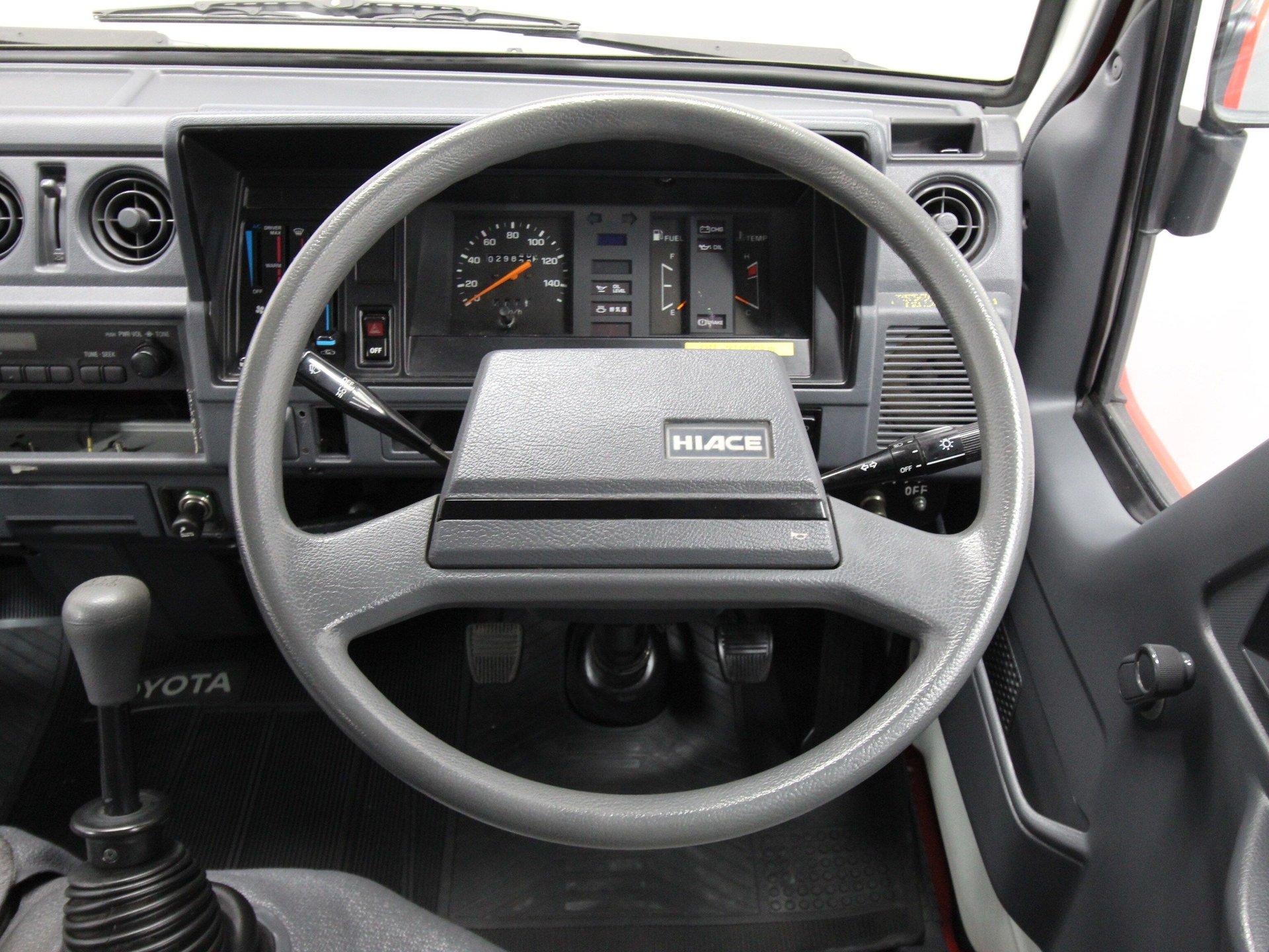 1992 Toyota HiAce