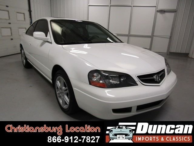 2003 acura cl 3 2 type s