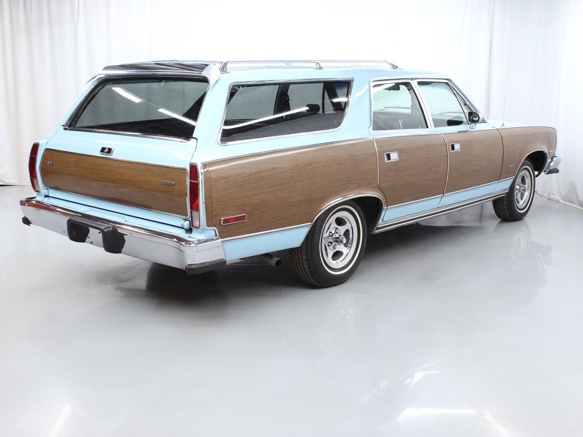 1977 AMC Matador