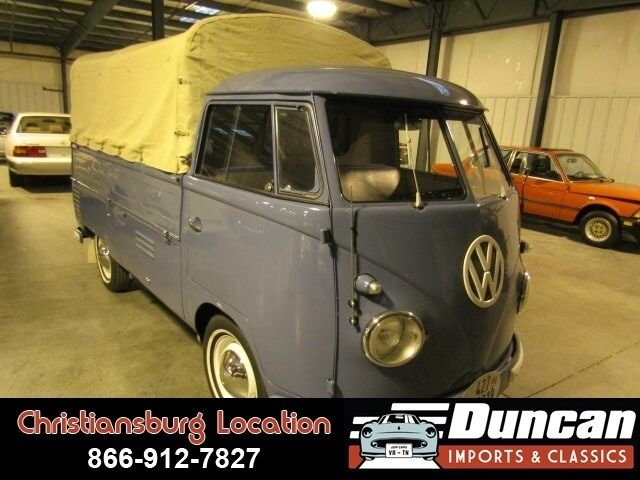 1955 volkswagen t1 single cab