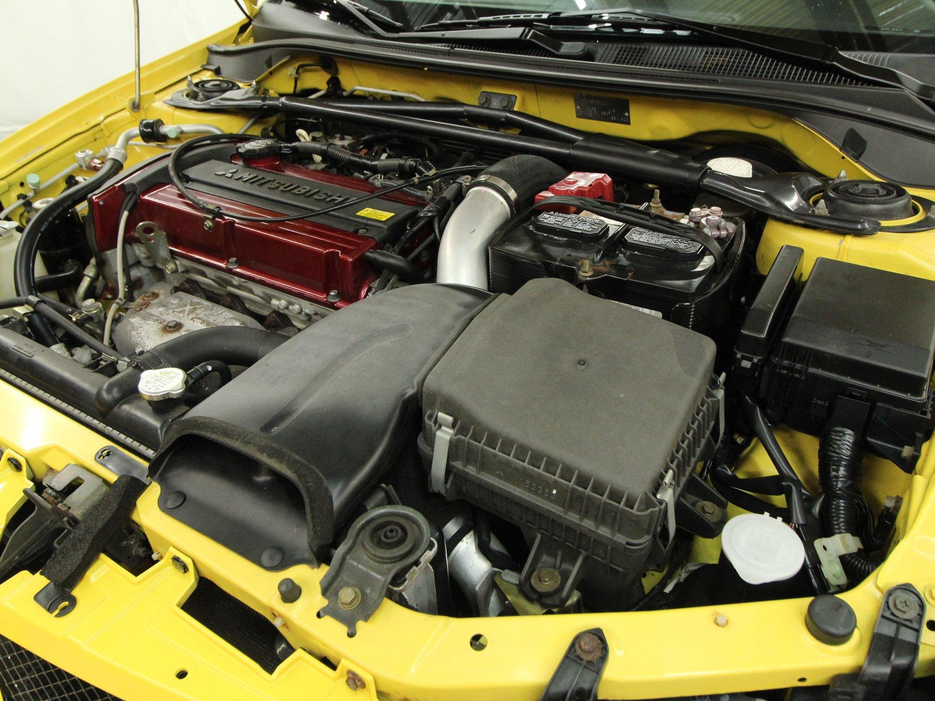 2003 Mitsubishi Lancer